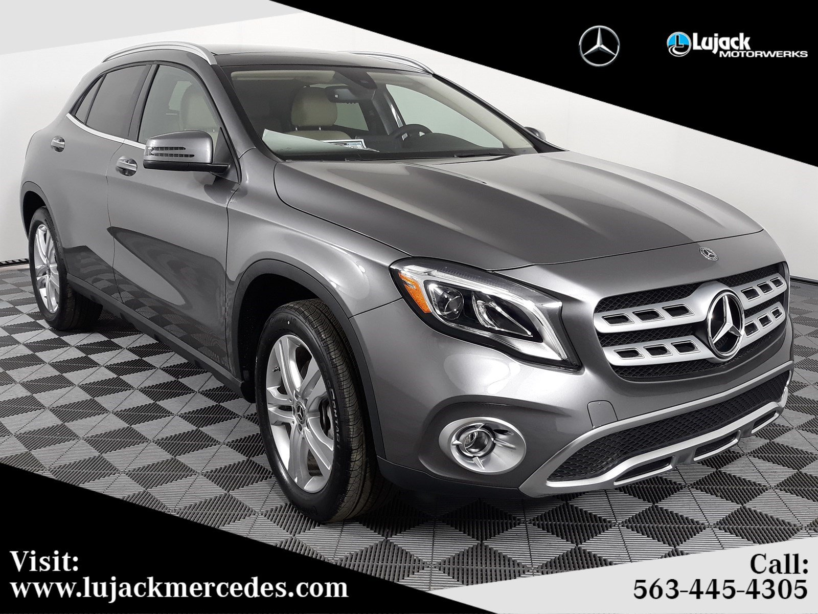 New 2019 Mercedes-Benz GLA GLA 250