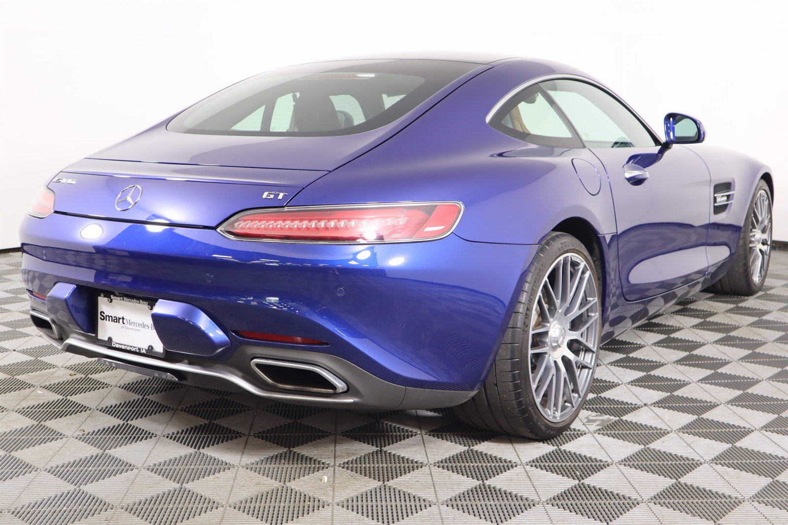 Certified Pre-Owned 2017 Mercedes-Benz AMG® GT AMG® GT