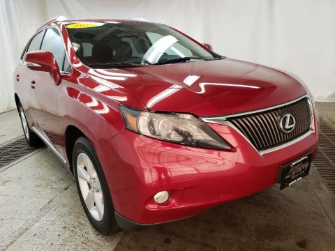 Pre-Owned 2012 Lexus RX 350 350