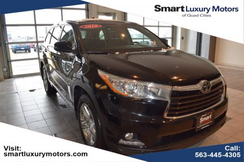 Pre-Owned 2016 Toyota Highlander Limited Platinum V6