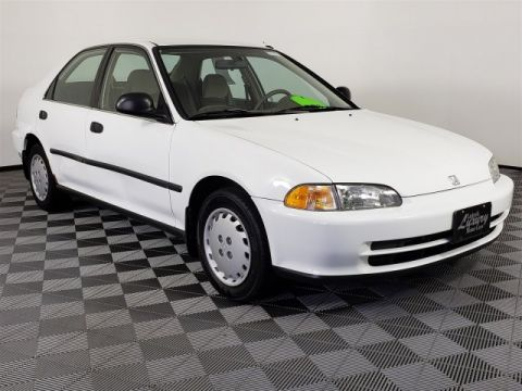 Pre-Owned 1994 Honda Civic LX