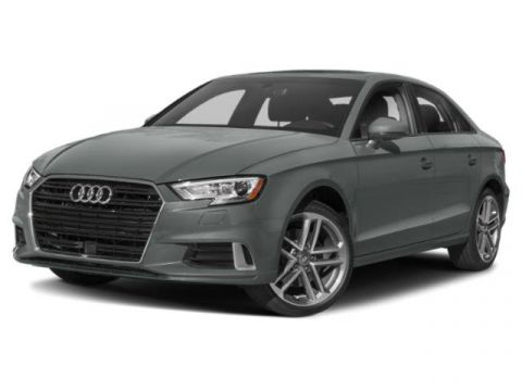 Pre-Owned 2018 Audi A3 Sedan 2.0T Premium