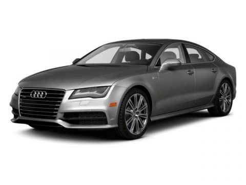 Pre-Owned 2012 Audi A7 3.0 Premium Plus