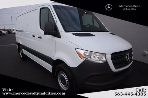 New 2019 Mercedes-Benz Sprinter Cargo Van Cargo 144 WB